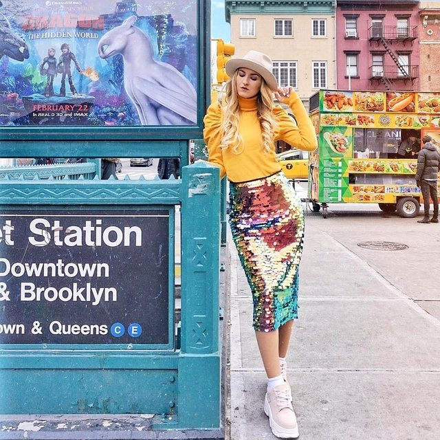 Made in NYC 🗽 @natasablair #nyc #fashiondistrict #madeinnyc