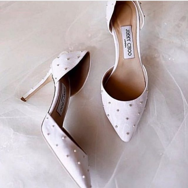 "Image result for photos of bride elegant shoes 2020"""