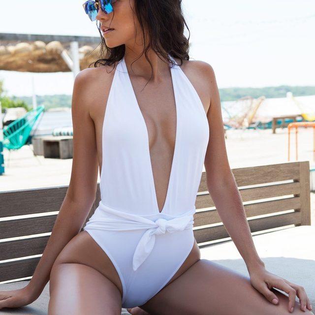 Dear Summer, we miss you dearly ☀️ PLEASE hurry👙#sunsoutbunsout #cabana #swim