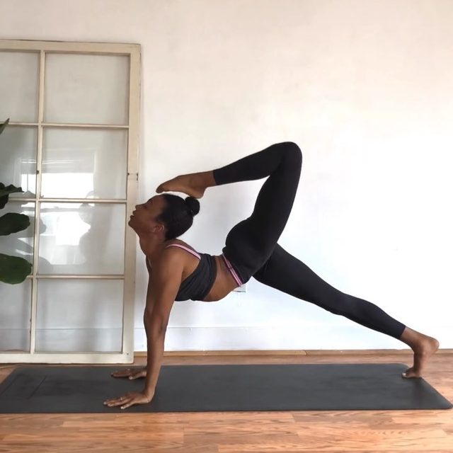 Enjoy your body. It's the greatest instrument you will ever own 🙏 Tag a friend who would love this flow with @yellabella #riseandshine #raiseyourvibration #spiritualgangster Song: Spell by @raveena_aurora
