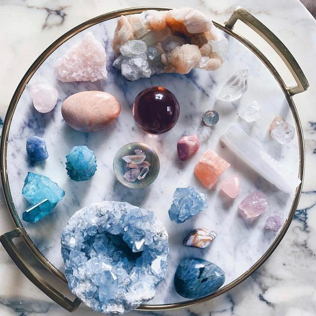 Mercury Retrograde support group ✨ Head to the link in our bio for @spiritdaughter's tips on how to survive and thrive (crystals, included) 📷: @alison__wu