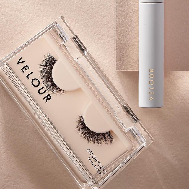 #Throwback to when we launched the best selling Effortless Collection a year ago 🙌 #Repost @velourlashesofficial Your morning routine just got easier. 👌 These lashes need no measuring or trimming. Just glue and go!  Available exclusively at @sephora and velourlashes.com.  #VelourLashes #EffortlessCollection