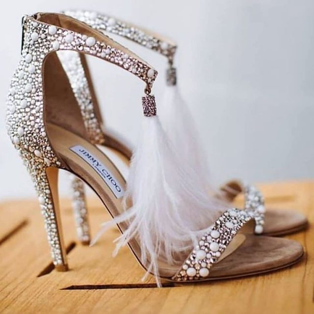 22e517bb4df Say I Do in Choo!!! Exclusive Jimmy Choo and Belle & Tulle Bridal