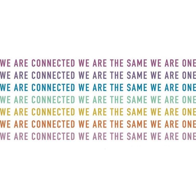 Attached to nothing, connected to everything 💫 Tag your crew #weareone #raiseyourvibration #spiritualgangster