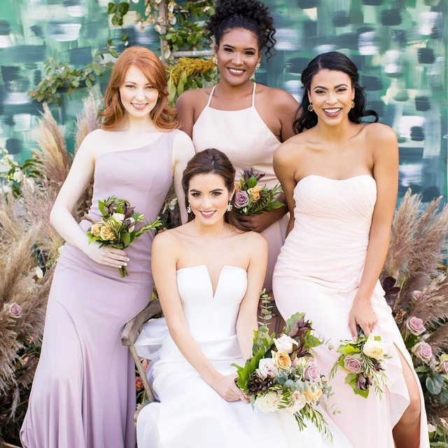 Bridesmaid dresses under $200! Yes, you read that right - click to shop ✨
