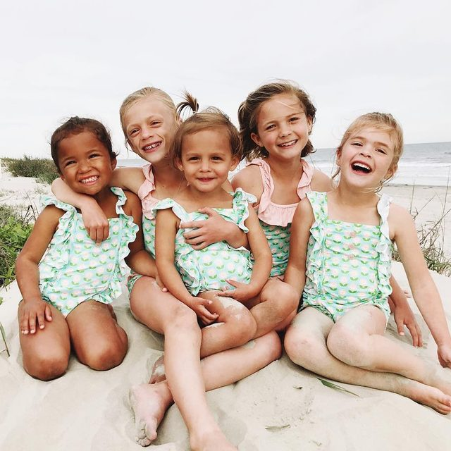 """cc7abc17b I tell my girls all the time, """"Your sisters are your best friends."""