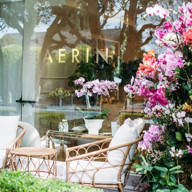 Celebrate Mother's Day this weekend at #AERINmelrose.. We will be offering bottle painting, calligraphy, mini bouquets and more... Please come visit us at 8457 Melrose Place... Link in bio for event details #AERINbeauty