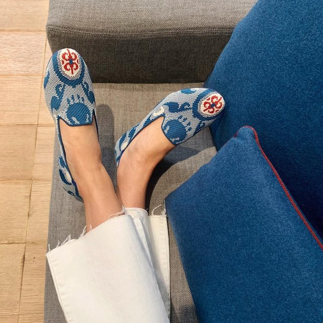 Psst….There's a new Ikat in town. Meet the Moroccan Teal Loafer. *Adds to cart*