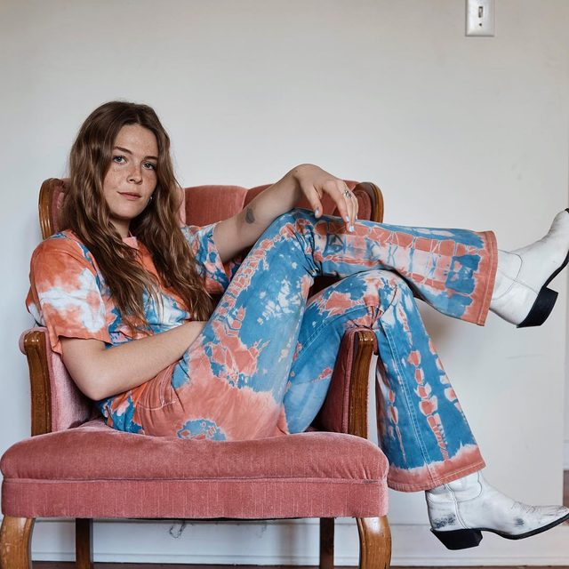 Maggie Rogers is an improbable pop star with an I'm-just-dancing-in-my-bedroom stage presence. How does the singer-songwriter maintain her sincerity as she rises in the music world? @jmseabrook asked her about it on a recent walk through her old New York neighborhood. Tap the link in our bio for the story. Photograph by Magdalena Wosinska / NYT / Redux.