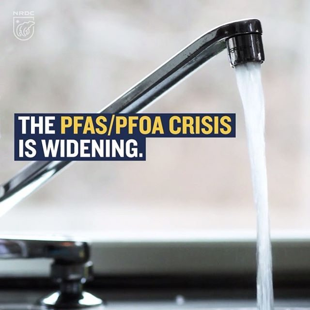 The U.S. Environmental Protection Agency has known for years that PFOA and other PFAS—chemicals linked to a wide range of diseases—have contaminated our drinking water. Now comes news that the chemicals have infiltrated our food supply. What will it take for the EPA to act on PFOA and other PFAS? Take action by clicking the link in our bio!  #epa #environment #cleanwater #drinkingwater #pfoa #pfas #watercontamination #food #farming #wheeler