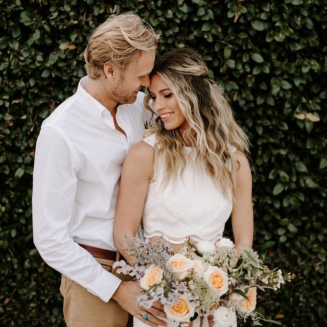 """True love doesn't have a happy ending. It doesn't have an ending at all."" (link in profile to shop the Campbell Top & Campbell Skirt 