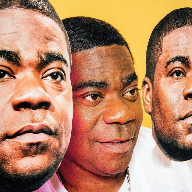"""After a near-fatal car crash, Tracy Morgan got enough money from a settlement that he no longer needs to work. But instead of retiring, the comedian has doubled down on ambitious projects, including his own TV show, """"The Last O.G."""" At the link in our bio, read about Morgan's tumultuous childhood, his rise to fame, and how he turns the drama of his life into comedy. Photograph by @elizabethrenstrom for The New Yorker; source photograph from Getty."""