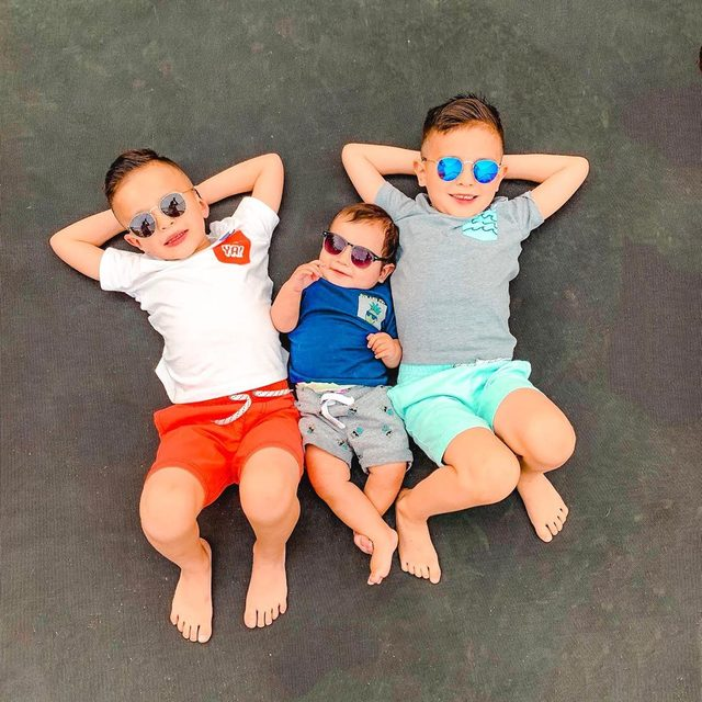 6789daca9 Waiting for summer in some of the cutest pieces from @oshkoshkids. . Super  fun