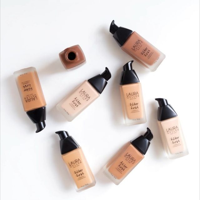 Medium coverage Luminous finish Flawless effect  #FilterFirst #flawless #foundation #mediumcoverage