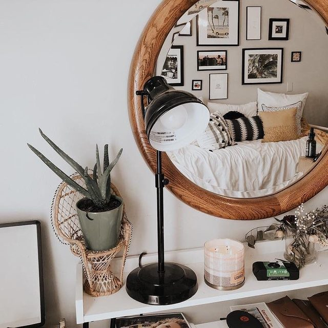 It's never too early to start pulling dorm inspiration. Favorite dorm decor tips 👇| Photo by Community Member: @brooke_houser