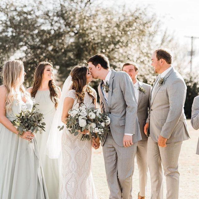 """No matter what has happened. No matter what you've done. No matter what you will do. I will always love you. I swear it."" -C.J. Redwine (tap to shop the Ludlow Gown 