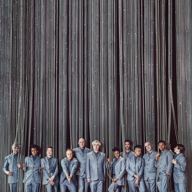 David Byrne is coming to Broadway. Get the details in the link in our bio. — 📷 by Bryan Derballa
