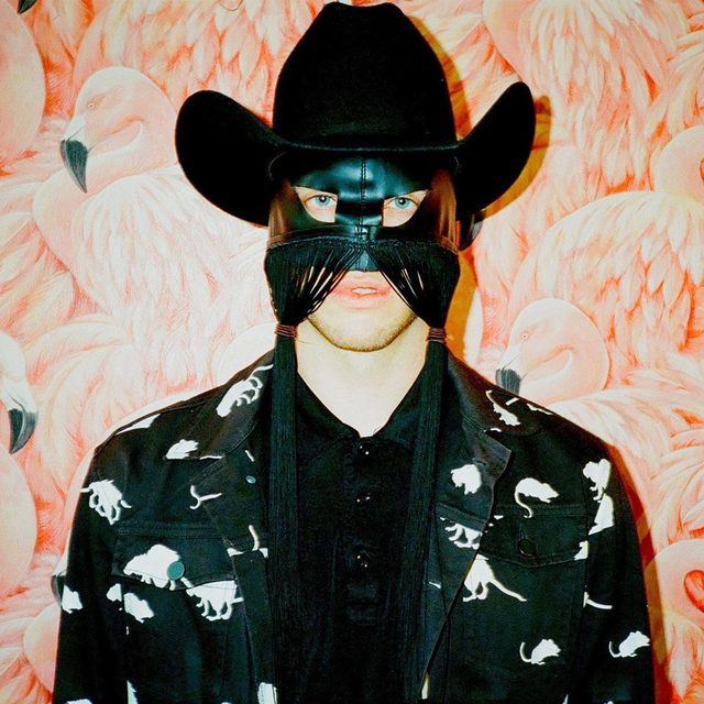 """""""It's not a financial possibility for my mental health to be a priority because I just don't have the resources,"""" Orville Peck says. """"I'm a gay cowboy who wears a mask. There's already so much difficulty trying to survive as an artist these days."""" Read how one indie label is combatting the mental health crisis among musicians in the link in our bio. — 📷 by Carlos Santolalla"""