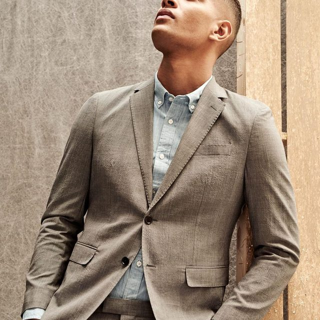 Dressing sharp doesn't stop when the heat rises. Suit up, stay cool.