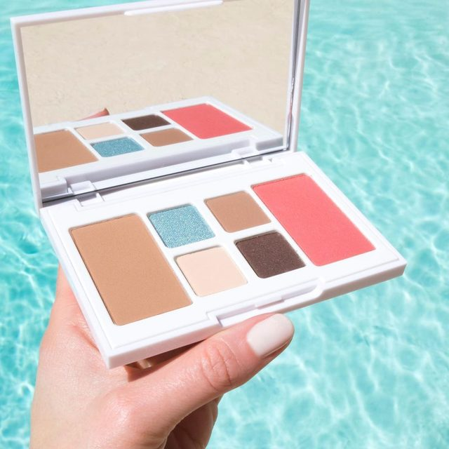 Diving into our Southampton Classic Face Palette this weekend.  #summer #shadow #palette #makeup #beauty