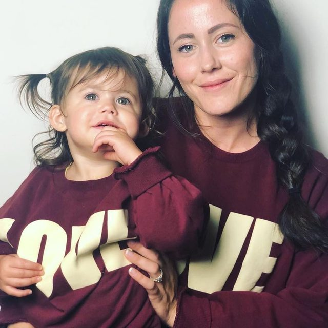 Amid the drama surrounding the custody of Jenelle Evans' kids, fans are reaching out to an unlikely source to help her 2-year-old daughter: Her #TeenMom frenemy Kailyn Lowry. Link in bio for the details. (📷: Instagram)