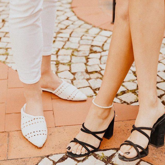 I shoes you 😍 @rayethelabel #revolvearoundtheworld - tap to shop!