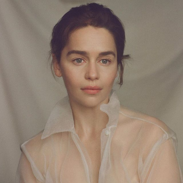 """After eight seasons, the TV show and cultural phenomenon """"Game of Thrones"""" has come to an end. Sarah Larson spoke with Emilia Clarke about the final episode, the fate of Daenerys Targaryen, and her message to all the girls named Khaleesi. Read the full interview by tapping the link in our bio. Photograph by Carlota Guerrero for The New Yorker."""