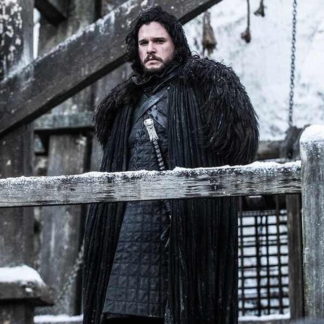 Many reviews of the #GameofThrones finale have been dark (and full of terrors), but Kit Harington is explaining why the show ended the way it did. To all the unhappy fans out there, his rebuttal is at the link in our bio. (📷: Helen Sloan/HBO)