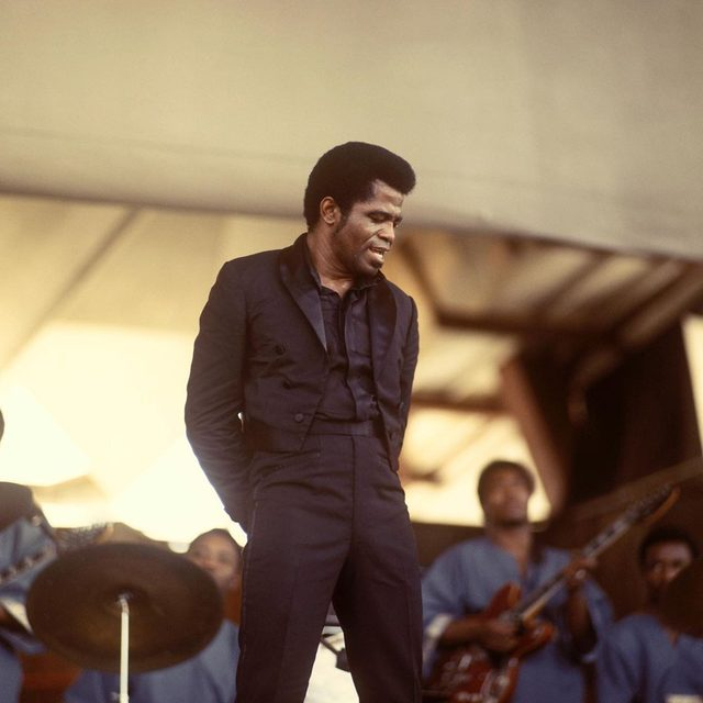 Woodstock was far from the only mega-festival to take place in the summer of '69. Take a look back at the festivals that took place 50 years ago this summer in Denver, Toronto, Atlanta, and elsewhere via a handful of audio and video artifacts. — 📷of James Brown at the 1969 Newport Jazz Festival by Gai Terrell/Redferns