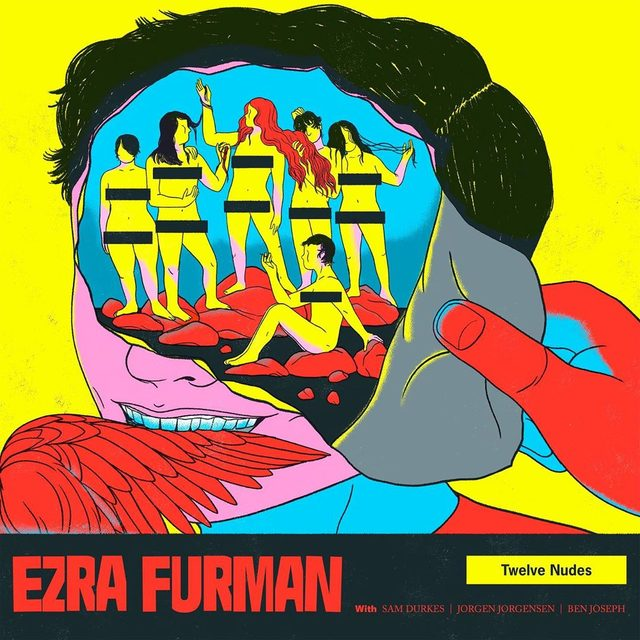 """Ezra Furman has announced a new """"spiritually queer"""" album called Twelve Nudes. Listen to the LP's lead single """"Calm Down aka I Should Not Be Alone"""" in the link in our bio."""
