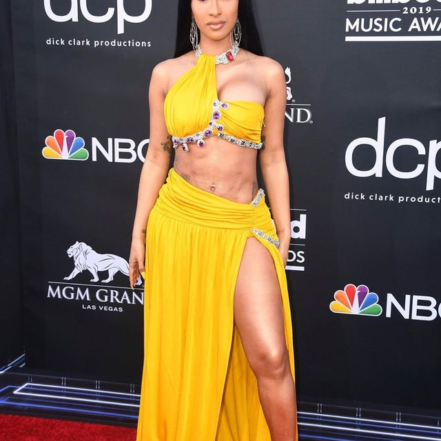 Cardi B is cutting several of her upcoming performances for some other cuts: Her plastic surgery procedures. Link in bio. (📷: Getty Images)