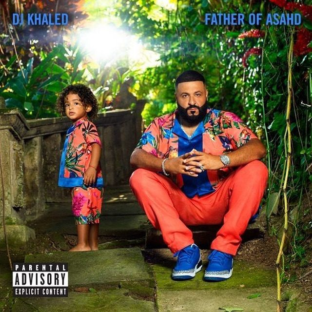 There are plenty of voices but no clear message or intention on DJ Khaled's Father of Asahd. The world seems colder than it did in 2015, and Khaled's platitudes no longer function as an effective anchor. Read the whole review at the link in our bio.