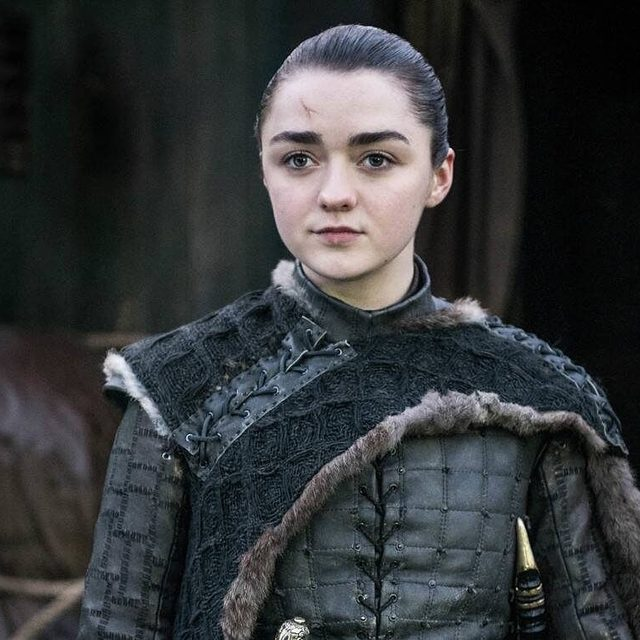 What's west of Westeros? Not a spin-off, that's for sure. Find out why HBO is refusing to give Arya her own show at the link in our bio. (📷: HBO)
