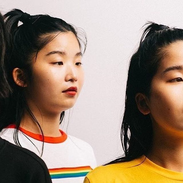 """""""We don't care. We're free."""" Meet Chai, the eclectic Japanese rock band redefining what it means to be cute in the link in our bio. (Chai also are playing @PitchforkFest) — 📷 by @ebruyildiz for Pitchfork"""