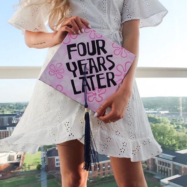 Congrats to all of our grads out there! Tag @cfashionista and #gettingsomewhere so we can see your graduation shots (and shoes). | Photo by Community Member:  @heynoots