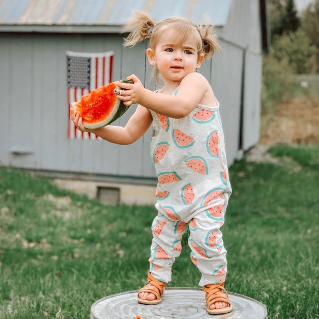 e7915493 plucked straight from the watermelon patch #memorialday #watermelon  #carters #cartersbaby #