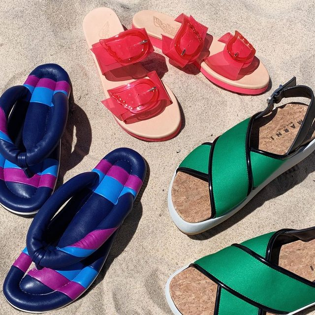 Sandals for the beach... and beyond 👡