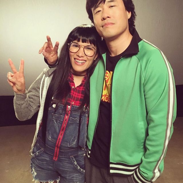 Did you watch #AlwaysBeMyMaybe over the weekend? The rom-com is your classic night-in watch, but particularly special for Asian-American audiences, who noticed specific cultural details about the film. Link in bio for the best Twitter reactions and let us know your favorite part below👇🏾👇🏽👇🏼👇🏻👇🏿 #regram @aliwong
