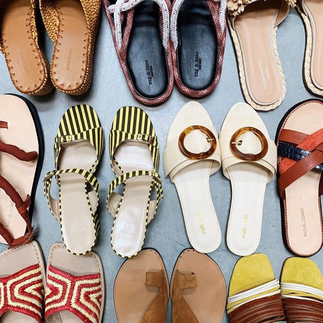 Shoes of summer ☀️🌞