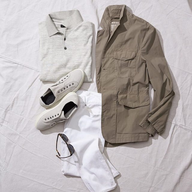 Neutrals are never a bad idea...#WhereWouldYouWearItWednesday.