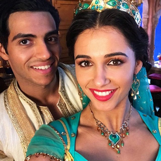 Just a reminder that #Aladdin is the third most successful movie of 2019 and has already surpassed the cartoon at the box office. Shining, shimmering, splendid! 🧞♂️ (📸: @menamassoud)