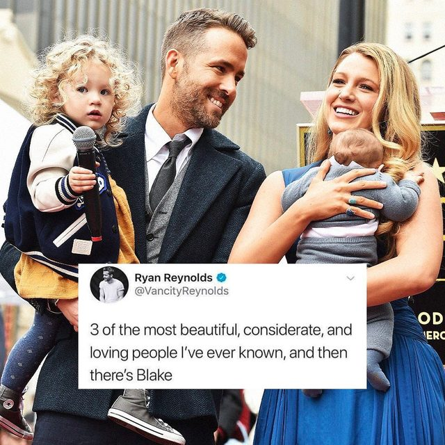 Happy #FathersDay to the ultimate family man, Ryan Reynolds. (📸: Getty Images)