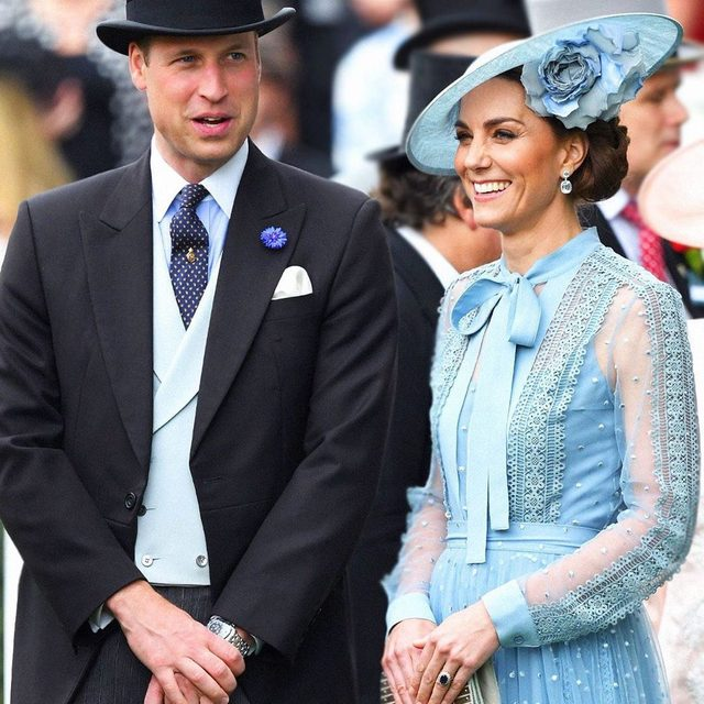 Hats off to Prince William and Duchess Kate for looking more in love than ever during day one of the Royal Ascot. 🎩 (📸: Getty Images)