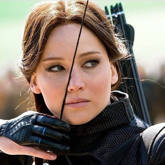 The #HungerGames may be returning to the big screen, but we won't have our Mockingjay. Click the link in bio for 7 heroes (or villains) we could see take Katniss Everdeen's place. (📸: Lionsgate)