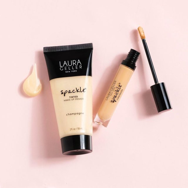 We have added a concealer to our cult-favorite Spackle line!  For an extra boost of flawless, pair with Spackle Primer? #spackle #primer #concealer #complexion #skin #beauty #makeup