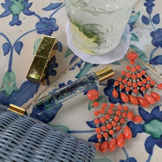 Sunset accessories....#AERINbeauty
