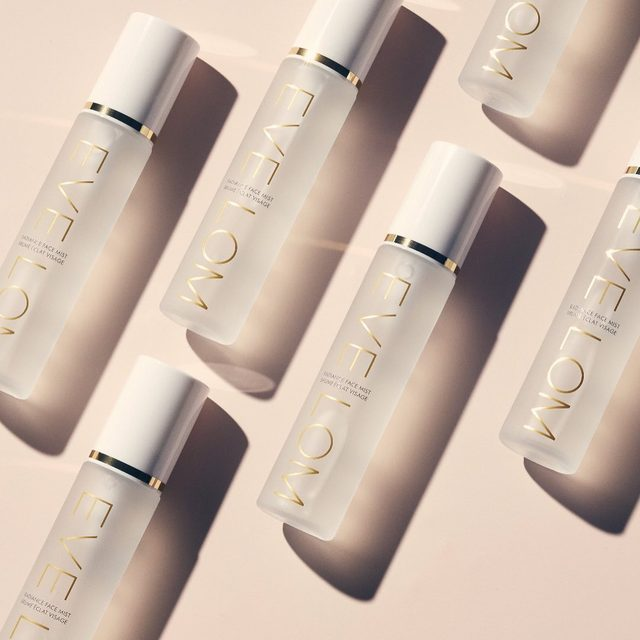 Get all of your skincare essentials on Evelom.com.  Enjoy $/£/€25 off when you spend $/£/€100 Or Enjoy $/£/€50 off when you spend $/£/€200