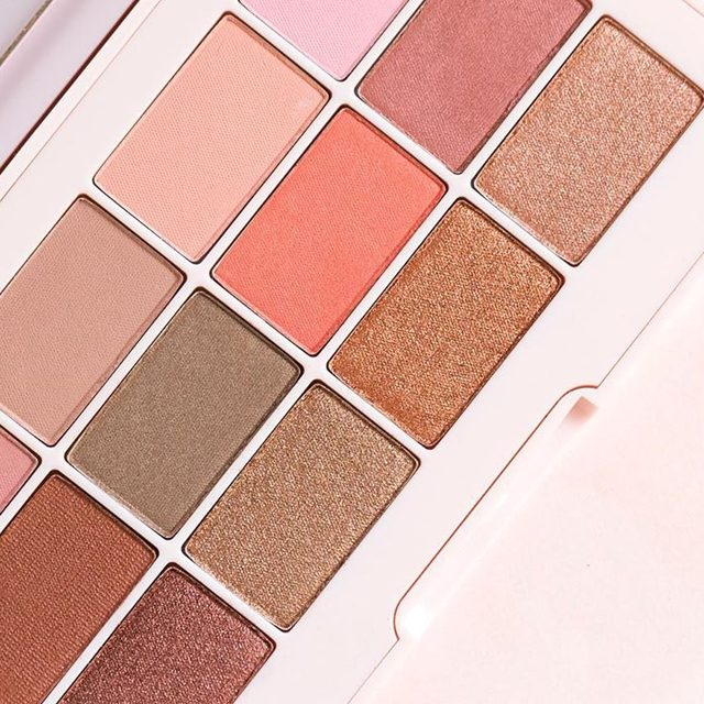Inspired by the shades of our Nude Kisses Lip Hugging Lip Gloss meet Nude Attitude Multi-Finish Eye Shadow Palette. #shadow #palette #eyeshadow #beauty #makeup