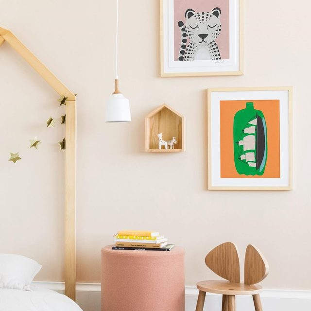 Art for every age. Introducing our latest limited edition prints from independent artists for the nursery, the dorm room, and everything in between. #linkinbio to shop for their space. — Art by @2birdstone + @elliotstokes.