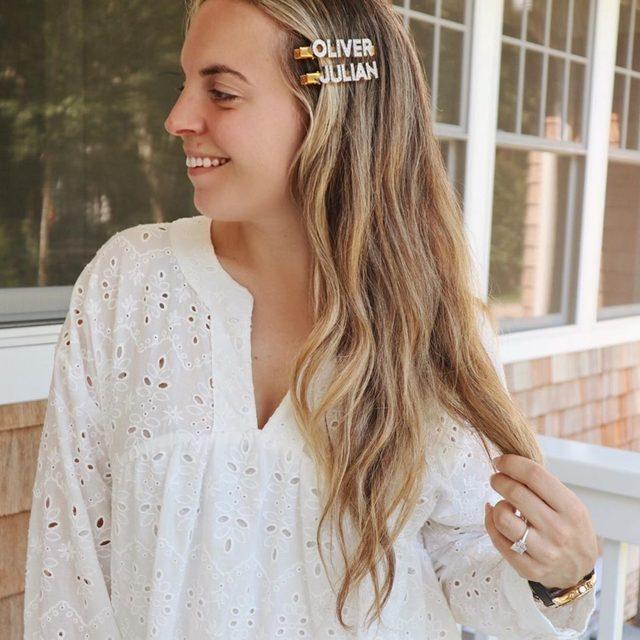 Customizable Hair Clips